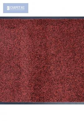 Входной коврик Iron Horse Black Scarlet
